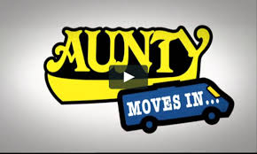 Aunty Moves In